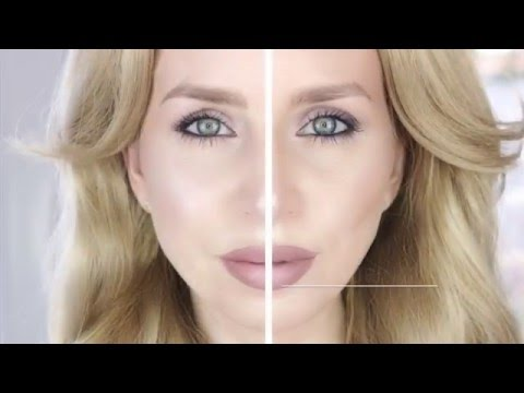 Strobing VS Contouring Using MUA Cosmetics