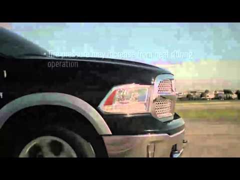 2016 Ram Truck 1500/2500/3500 | Tire Pressure Monitoring System