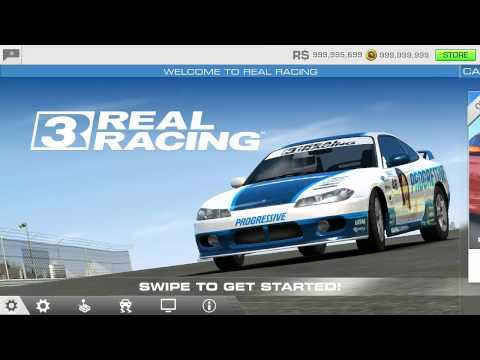 Real Racing 3 hack android no root 2017