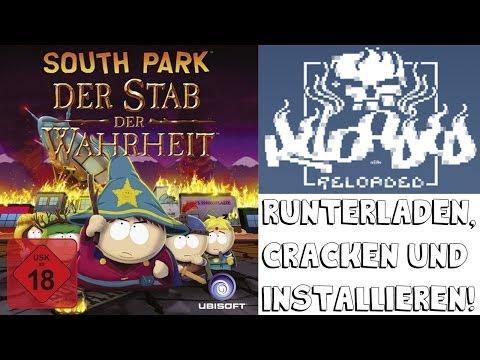 RELOADED Games (South Park: Stab der Wahrheit) auf Deutsch downloaden, installieren und cracken!