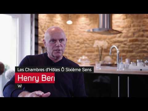 L'adoucisseur en France - Mr et Mme Henry de Williers, Ardennes
