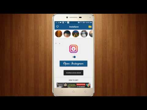 How to download or save instagram photos videos gif images on android mobile