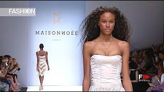 MAISONNOEE BERLIN Spring Summer 2019 MBFW Berlin - Fashion Channel