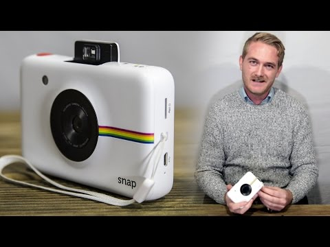 Polaroid Snap Instant Camera - Normal Review with samples