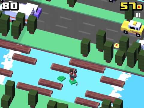 How to Unlock Nessy (Lochness Monster) on crossyroad