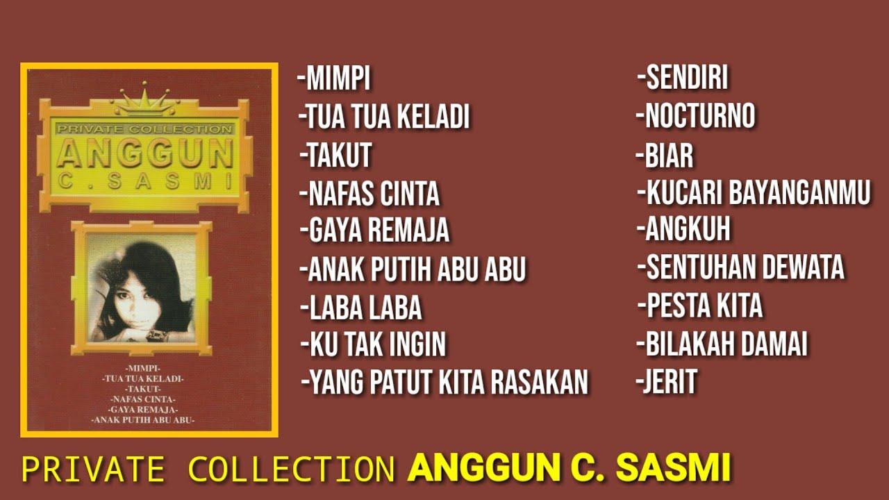 Download ANGGUN C. SASMI Private Collection MP3 Gratis