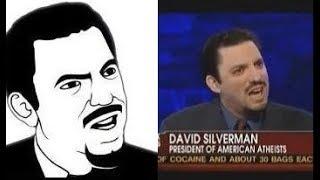 Roasting David Silverman