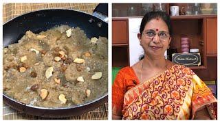 திருவாதிரைக்களி / Thiruvadhirai Kali /செய்வது சுலபம் .சாப்பிடத்தூண்டும் சுவை!( Sweet )