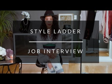 Climbing the Style Ladder: What To Wear to a Job Interview