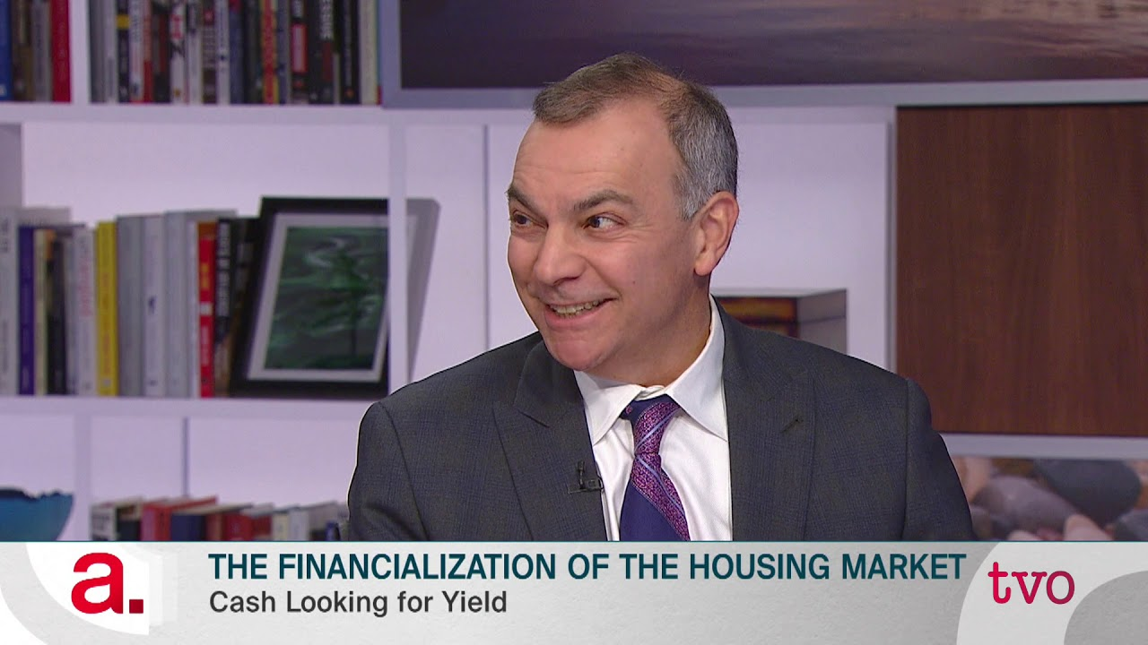 The Financialization of the Housing Market