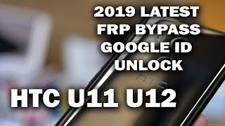 HTC U11 And All htc How To Bypass Google Account Remove FRP