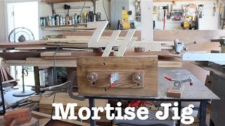 Router Mortise Jig // How-To