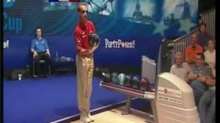 Osku Palermaa v Pete Weber. Weber Cup 2008