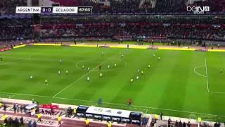 Argentina VS Ecuador | Segundo Tiempo | Eliminatorias a Rusia 2018