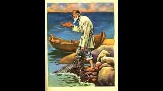 Аудиокнига АС Пушкин  Сказка о рыбаке и рыбке и