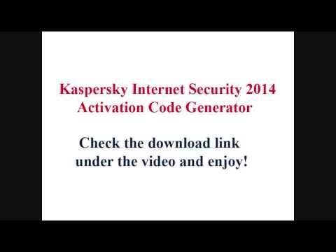 Kaspersky Activation Code Generator 2014
