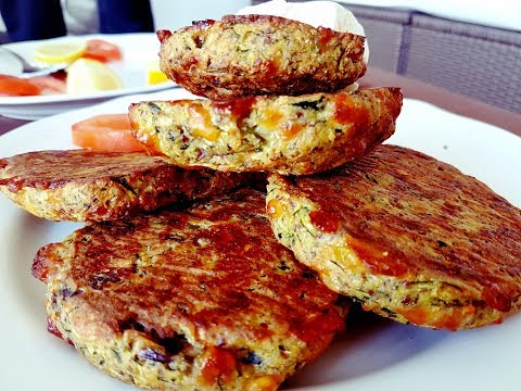 Best Keto Recipes I Low Carb Cheesylicious Zucchini Toasties Fritters