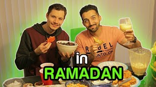 NON MUSLIM Fasting FOR THE FIRST TIME