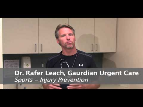 Guardian Urgent Care: Sports Injury Prevention