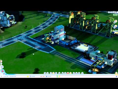 Zzar Plays Sim City #8 - Ranting about EA, Origin, DRM, and Bugs