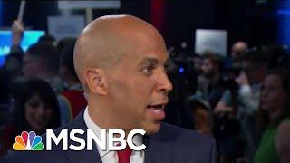Cory Booker: Majority Of Americans Agree With Me On Common Sense Gun Control   Hardball   MSNBC