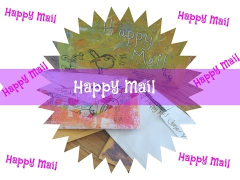 Amazing Happy Mail  from Farah Chaudhri