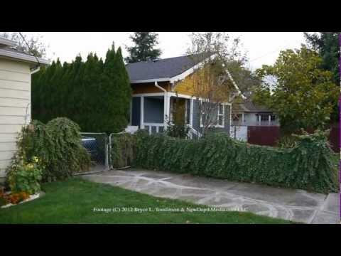 DIY Steadicam Test Footage - MindPower009