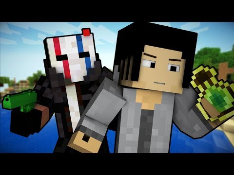 Minecraft The Purge - TOUCH #43   Minecraft Roleplay