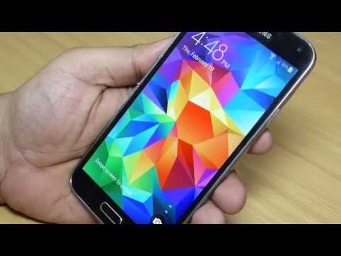 How To Manually Update Galaxy S5 To Android Lollipop