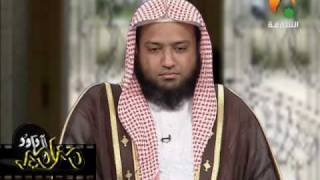 تقليد الشيخ عبد المحسن القاسم - محمد سعد النعماني