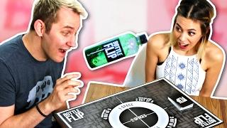 Bottle Flip Board Game!