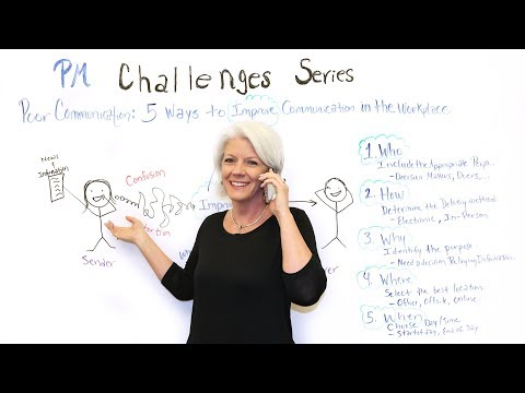 PM Challenges: Poor Communication in the Workplace - Project Management Training