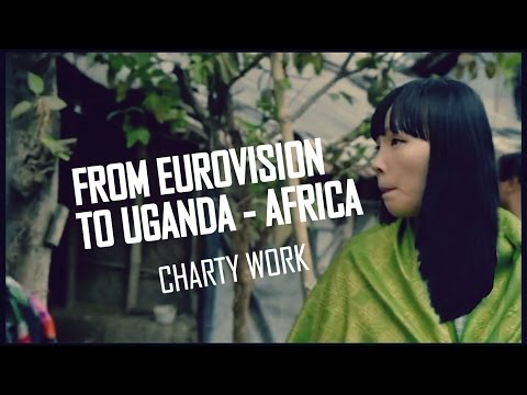 From #Eurovision to Uganda - Africa (Charity Work) Dami Im - Preview