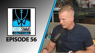 Top 5 Diva WRs and Josh Allen is the GOAT (of wearing shorts) | Chris Simms Unbuttoned (Ep. 56 FULL)
