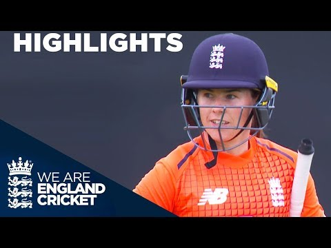 England Hit 250 To Break T20 World Record | England Women v South Africa IT20 2018 - Highlights
