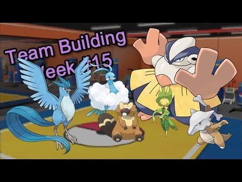 Pokémon X Team Building - Week #15