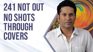 The challenge that helped Sachin Tendulkar score 241* at SCG, 2003-04   #SachInsight