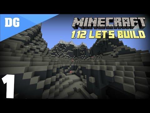 Minecraft Concrete World Let's Build - Episode 1 -