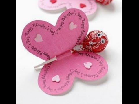 Easy Lollipop,Butterfly greeting card