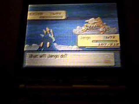 Pokemon Pearl Heatran catch