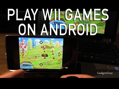 Android / Fire Tv - How to Play Wii Games