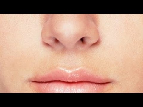 How to Lift your Nose Naturally at Home