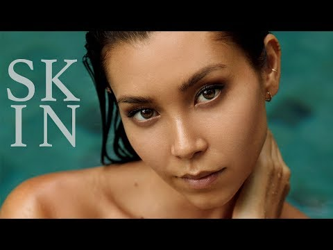 Skin Retouching and Color Grading Photoshop Tutorial