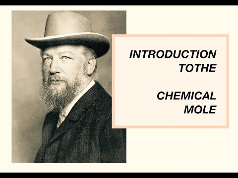 Introduction to Chemical Moles Dr  Dawes Video Tutor