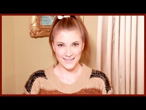 Vlogmas 2013 ❄ Day 16 Glit Fit! Running :)