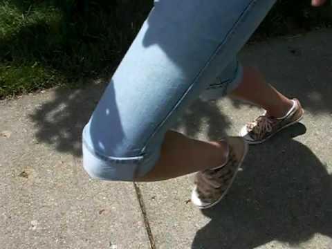 Nour's coach shoes