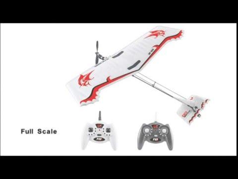 Remote Control Plane Glider 2.4G 3 Channels Crash-proof
