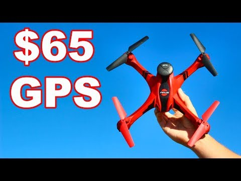 Must Have $65 GPS Drone That Actually Works - Feilun FX176C1 - TheRcSaylors