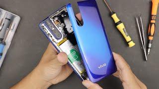 BONGKAR VIVO V15 PRO! Melihat pop up camera & In display finger print scanner