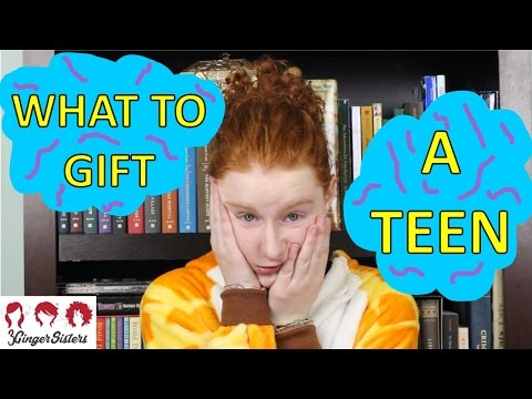 NERDY TEEN CHRISTMAS GIFT IDEAS! // 3 Ginger Sisters